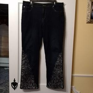 Diane Gilman Jeans.